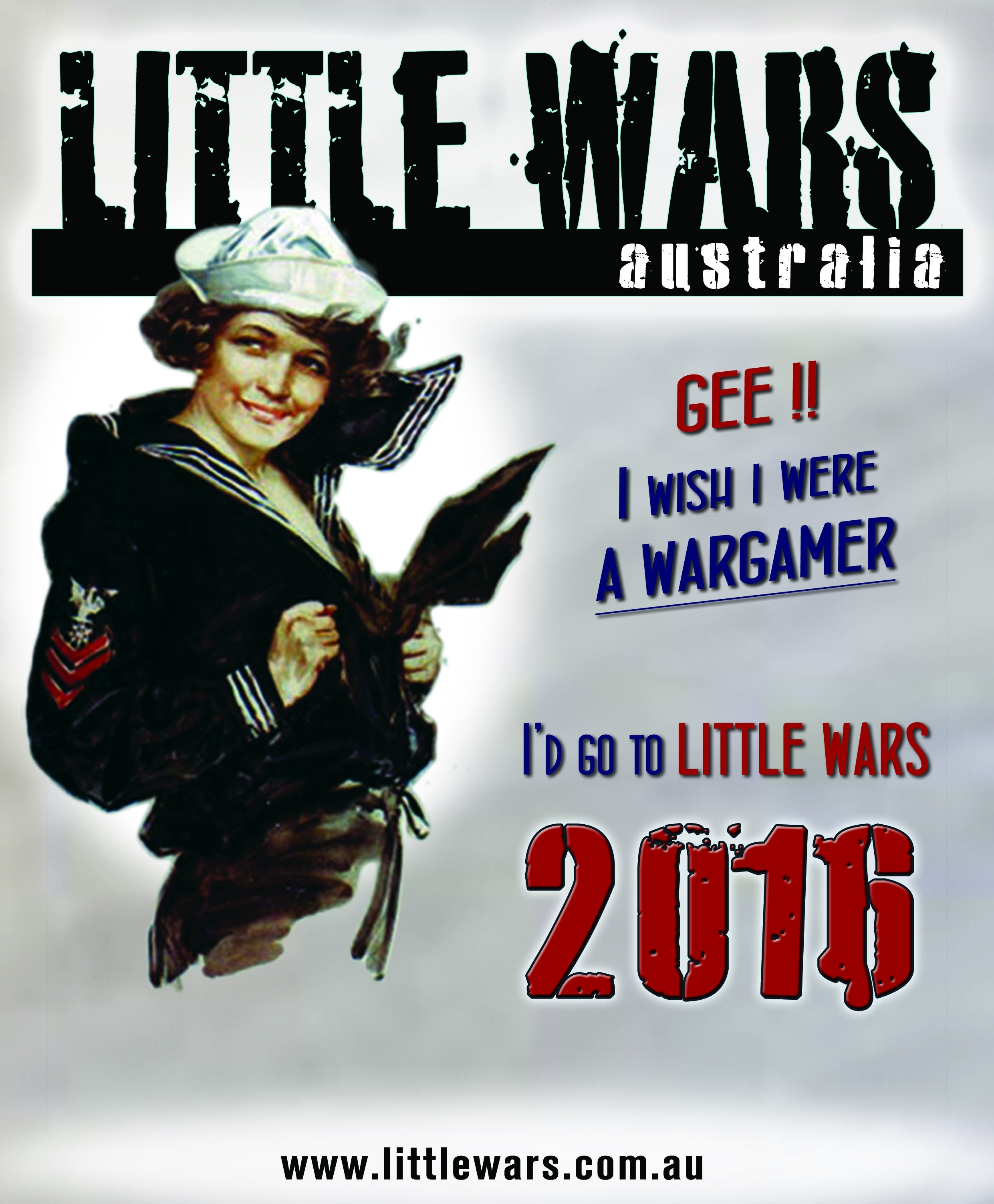Little Wars 2016 Mug
