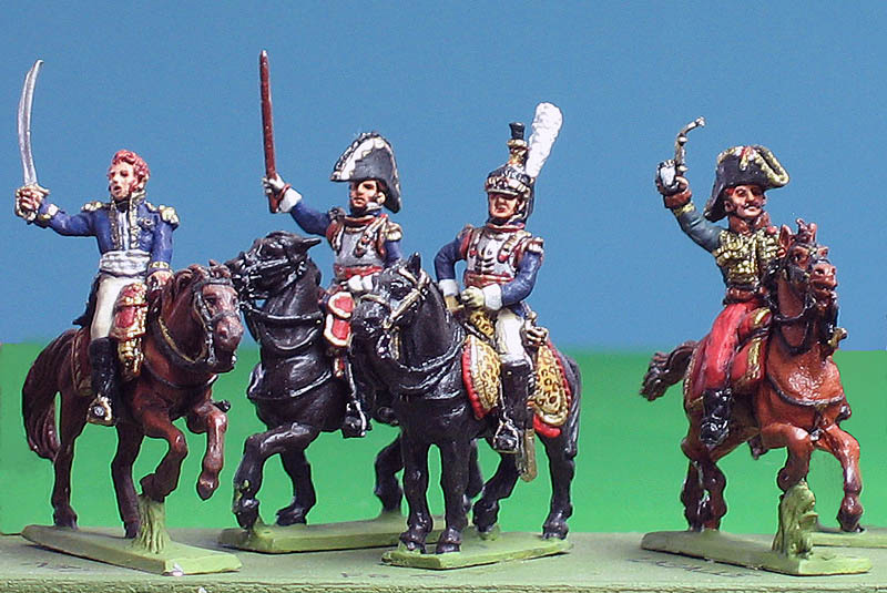 Cavalry-marshals